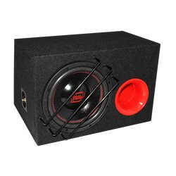 Digital Designs REDLINE DD210-BR S4 1x4 Ohm