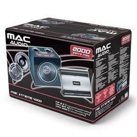 Mac Audio Mac Xtreme 4000