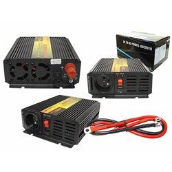 "PRZETWORNICA 12-230V ""LEXTOOL"" 800W/1600W+5V USB LXP57"