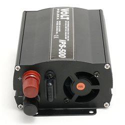 """PRZETWORNICA 12-230V """"VOLT"""" IPS-500/12 500/350W+5V(USB)"""